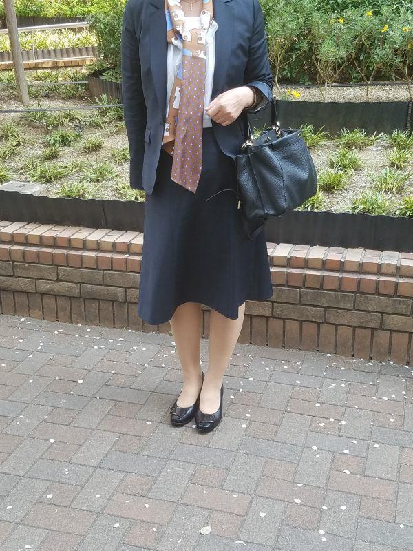 フランコデッシのバッグで入学式へ