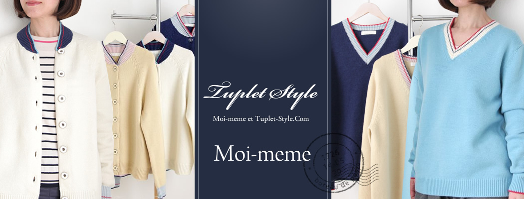 moi-meme 2018AW Collection