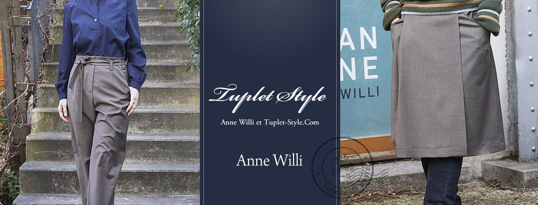 Anne Willi Paris